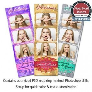 Royal Radiance 3-up Strips
