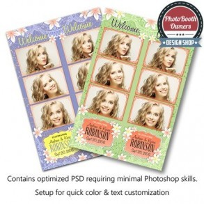 Blossom Beauty 3-up Strips