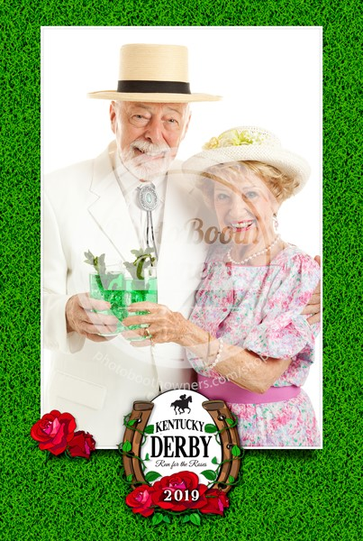 Derby Celebration Portrait