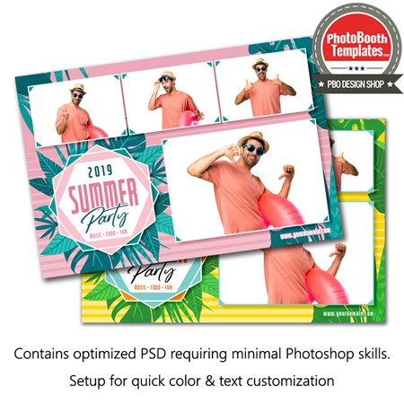 Summer Fun Postcard