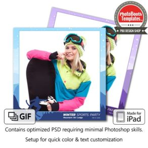Snowboard Celebration Square (iPad)