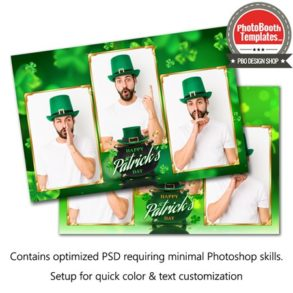 St. Patrick's Pot of Gold Postcard