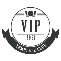 2021 Template Club VIP membership