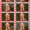 Vintage Candy Cane Strips