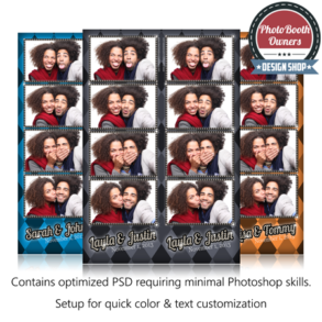 Diamond Affair Photo Strips