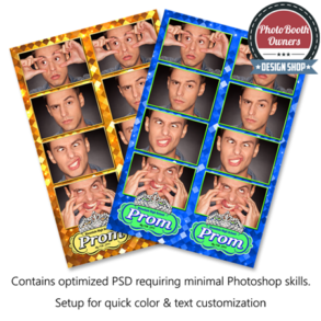 Prom Time Photo Strips