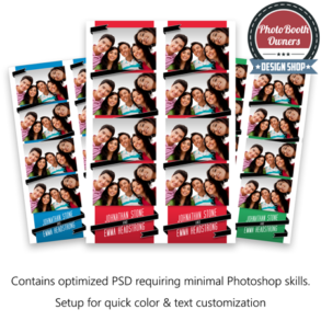 Ribbon Photo Strips