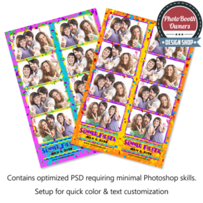 Fiesta Party! Photo Strips