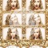 Glitz and Glam 3-up Strips