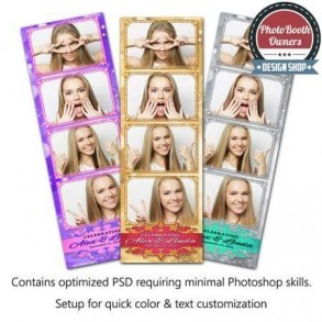 Royal Radiance 4-up Strips