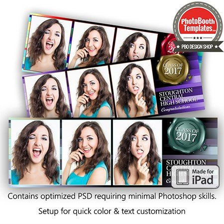 Seal of Approval Postcard (iPad)
