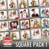 Square Pack 1