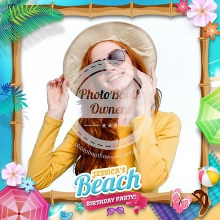Ultimate Beach Party Square (iPad)