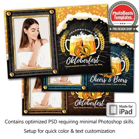 Beers and Cheers Postcard (iPad) 1