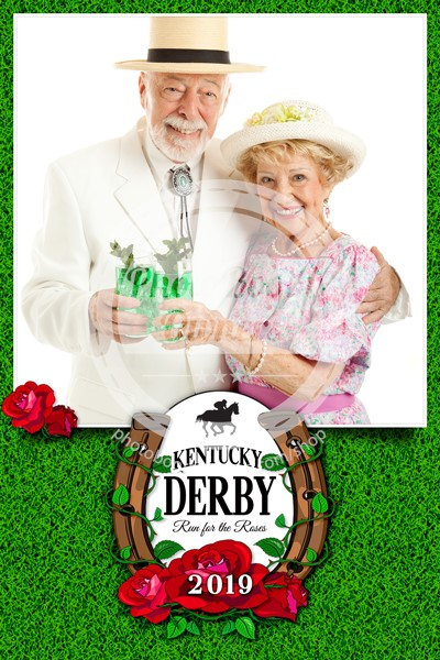 Derby Celebration Portrait (iPad)
