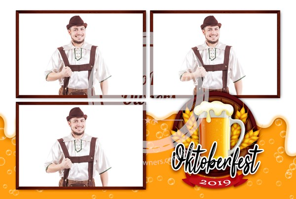Beer Celebration Postcard