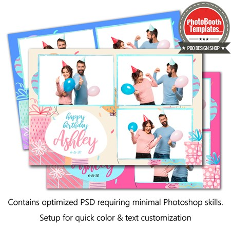 Gifty Celebration Postcard 1