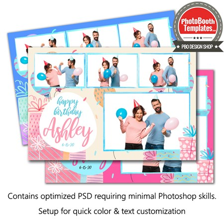 Gifty Celebration Postcard