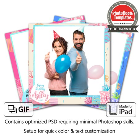Gifty Celebration Square (iPad)