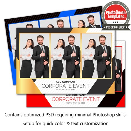 Corporate Celebration Postcard 1