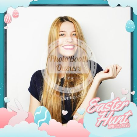 Pop-Up Easter Hunt Square (iPad)