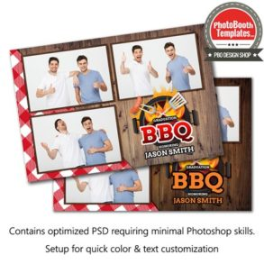 Cook Out Celebration Postcard