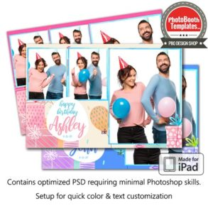 Gifty Celebration Postcard (iPad)