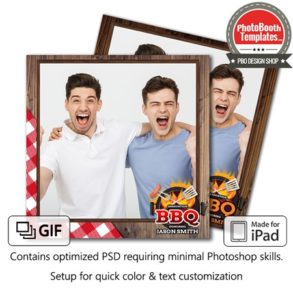 Cook Out Celebration Square (iPad)