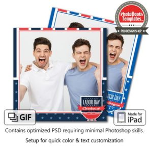 American Event Square (iPad)