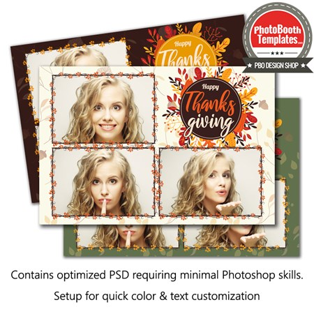 Autumn Foliage Postcard 1