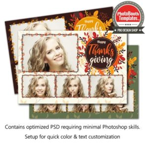 Autumn Foliage Postcard