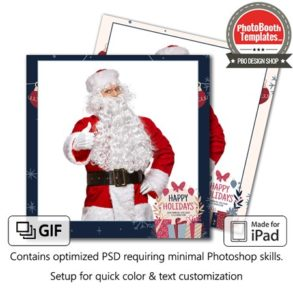 Holiday Gifts Square (iPad)
