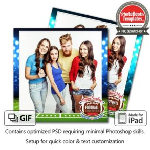 Football Event Square (iPad)